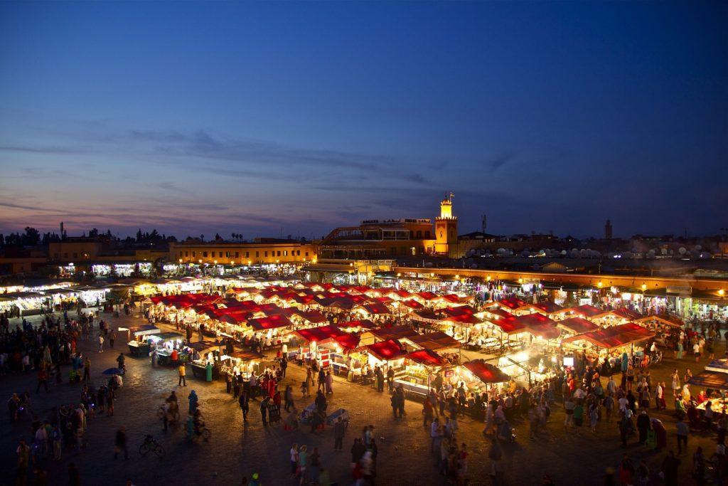 Sarah, esthéticienne à Strasbourg, fascinée par son séjour au Maroc 🇲🇦 2