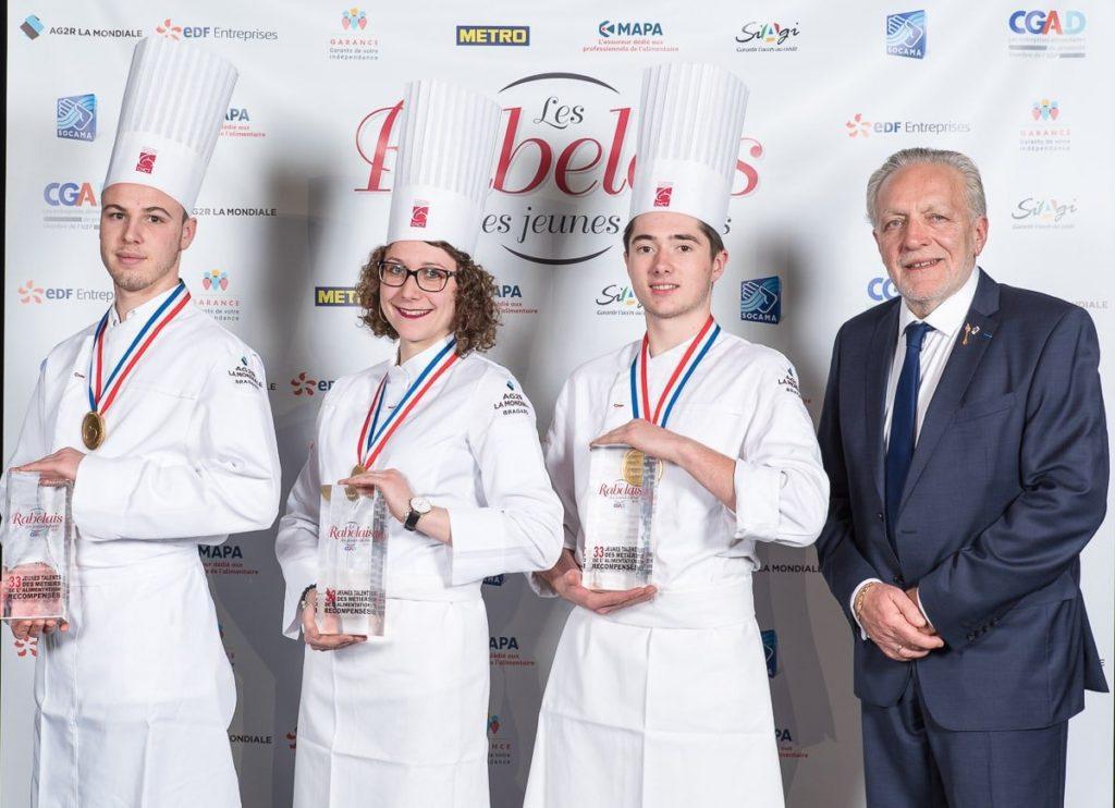 Les Rabelais des Jeunes Talents 2019 : 32 lauréats prennent goût au succès ! 2