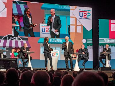 Rencontres U2P 2018 / © Vikensi Communication